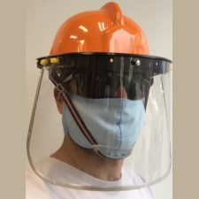 PROTECTOR FACIAL /CASCO Y PROTECTOR AUDITIVO CF2-422