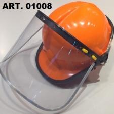 PROTECTOR FACIAL /CASCO Y PROTECTOR AUDITIVO CF2-422